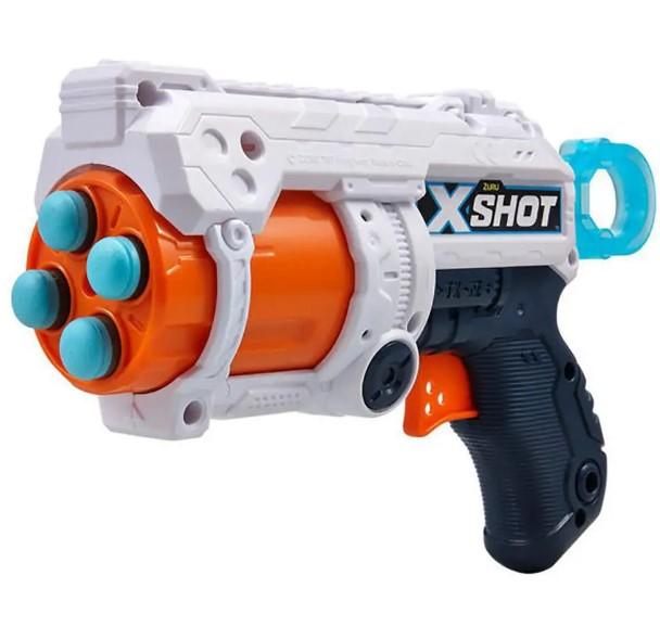 Lançador de Dardos X Shot Fury 4 Candide 5530