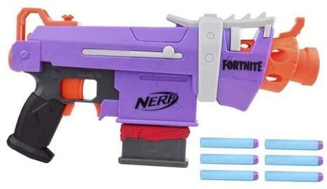 Lançador NERF Fortnite SMG Hasbro E7523