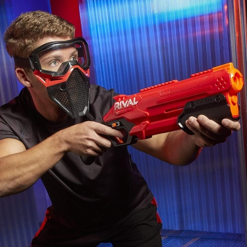 Lançador Nerf Rival Takedown Xx-800 Hasbro
