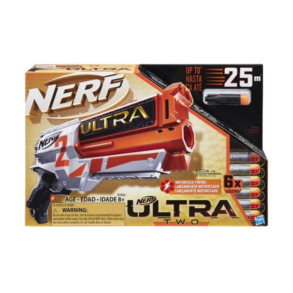 Lançador De Dardos Nerf Ultra Two Hasbro