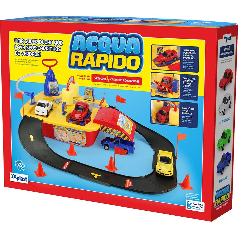 Lava Jato Acqua Rápido - Homeplay