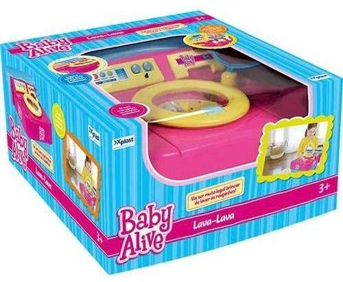 Lava Lava Baby Alive - Homeplay