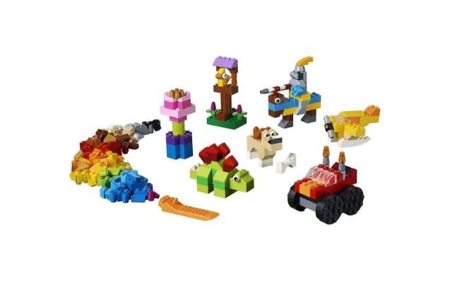 LEGO Classic - Conjunto de Peças Básicas