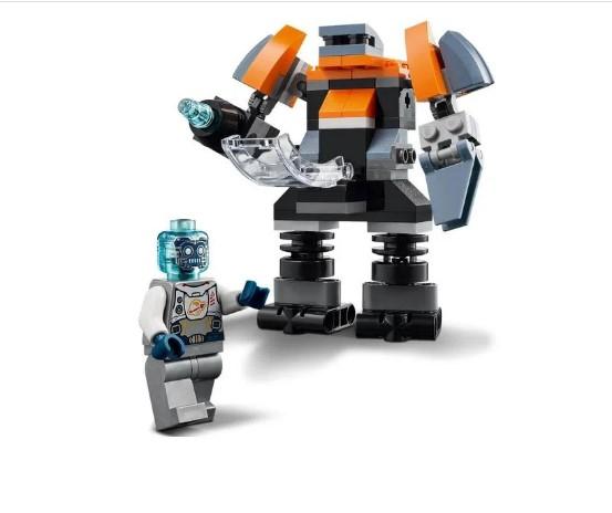LEGO Creator 3 Em 1 Cyber Drone 31111