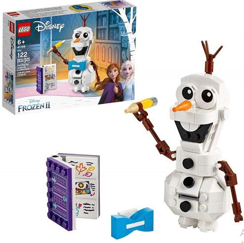 LEGO Disney - Disney Frozen 2 - Olaf - 41169