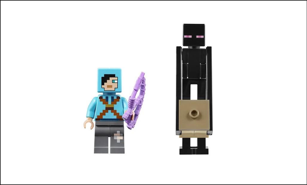 LEGO Minecraft - A Batalha Final