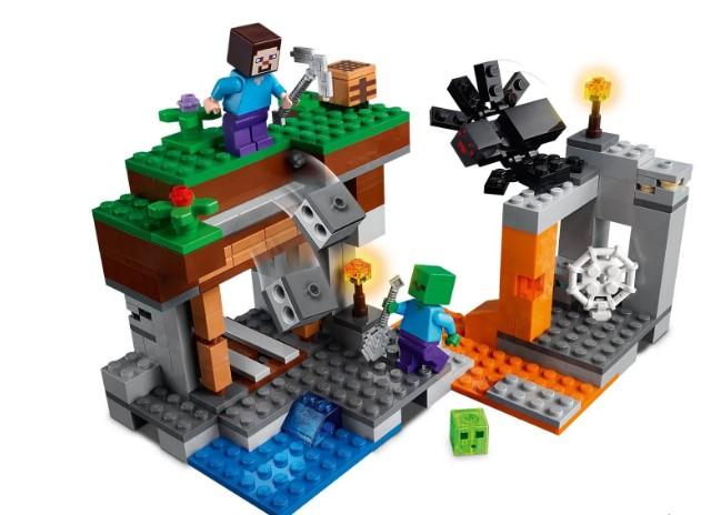 LEGO Minecraft - A Mina Abandonada