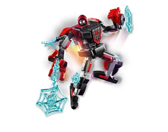 LEGO Super Heroes Marvel Armadura Robô de Miles Morales