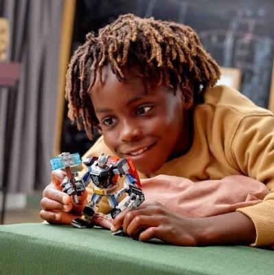 LEGO Super Heroes Marvel  Armadura Robô do Thor 76169