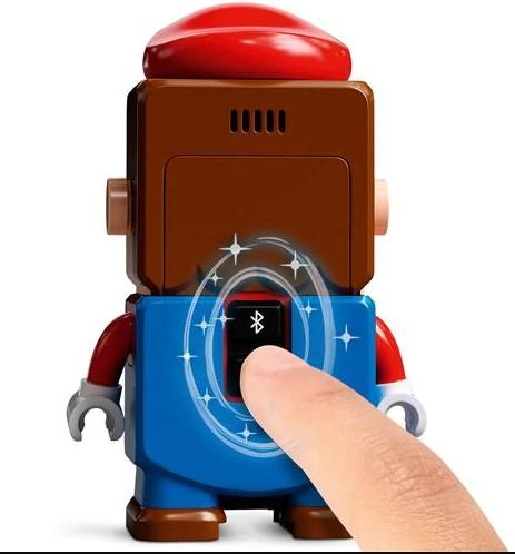 LEGO Super Mario Aventuras com Mario Início 71360  231 Peças