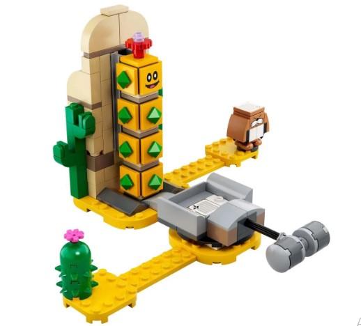 LEGO Super Mario - Cactubola do Deserto - Pacote de Expansão-71363
