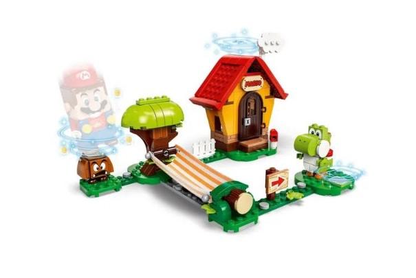 LEGO Super Mario - Casa de Mario e Yosh - Pacote de Expansão-71367