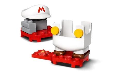 LEGO Super Mario - Mario de Fogo - Power Up-71370