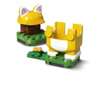 LEGO Super Mario - Mario Gato - Power Up-71372