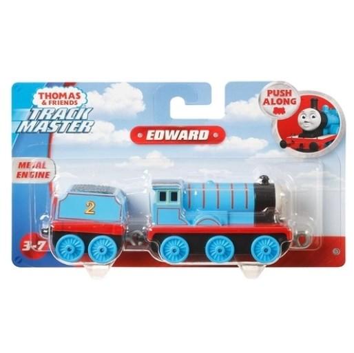 Locomotiva Thomas & Friends - TrackMasters - Edward - Mattel