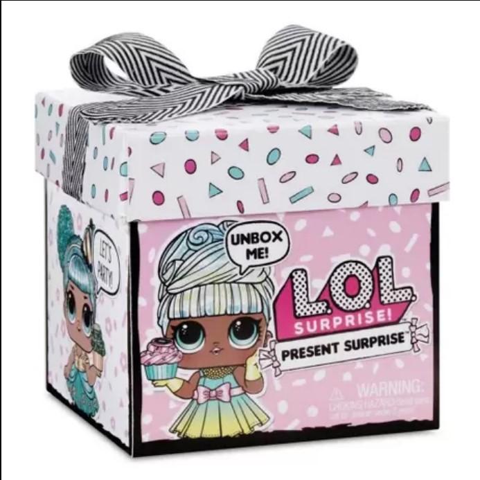 Lol Caixa de Presente Surpresa