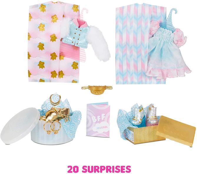 LOL Surprise OMG Série 4 Sweets Candide