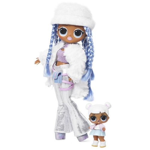 LOL Surprise OMG Winter Disco Snowlicious & Snow Angel-Candide-8935