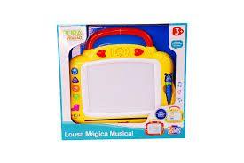Lousa Mágica Musical - Yes Toys