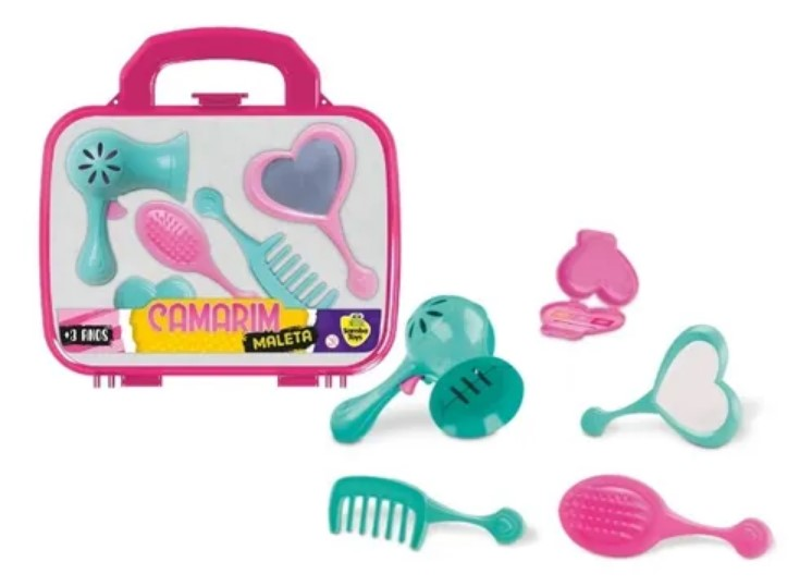 Maleta Camarim Fashion 0803 Samba Toys