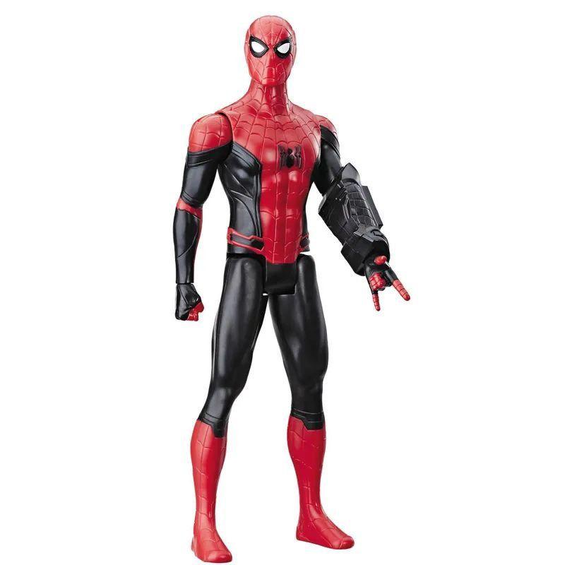 Boneco Titan Hero Series Homem Aranha  Longe de Casa- Hasbro - E5766