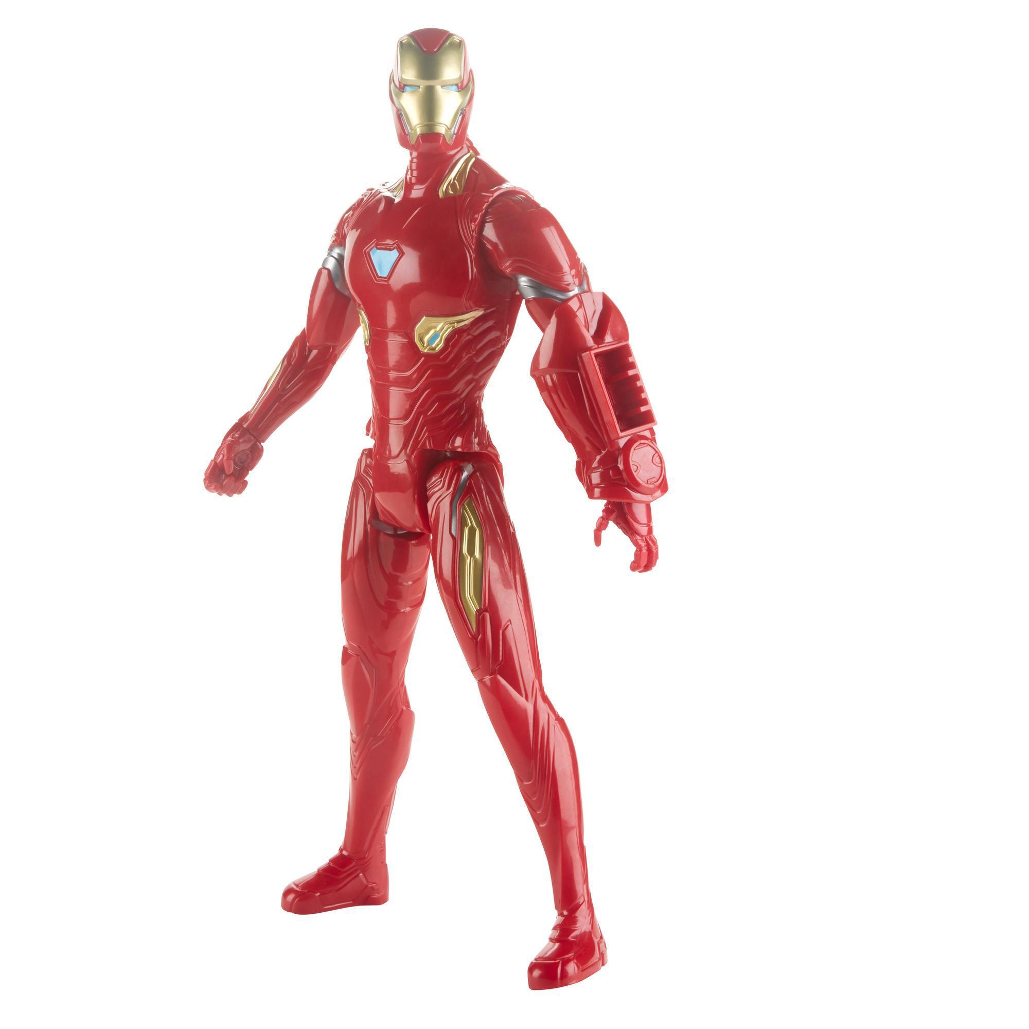 Marvel Avengers: Endgame- Titan Hero Series Homem de Ferro - Hasbro - E3918