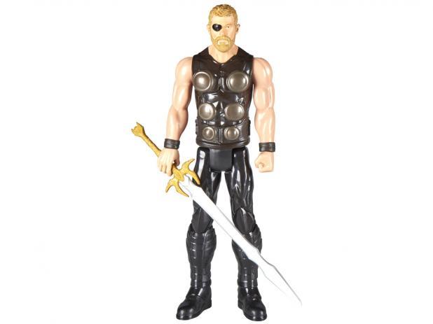Marvel Avengers: Infinity War- Titan Hero Series Thor - Hasbro - E1424