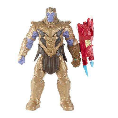 Marvel Infinity War Titan Hero Series Thanos - Hasbro - E4018