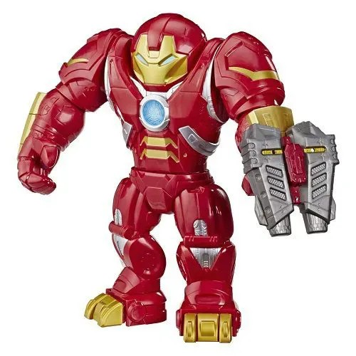 Marvel Super Hero Adventures - Hulkbuster Mega Mighties E6668 - Hasbro