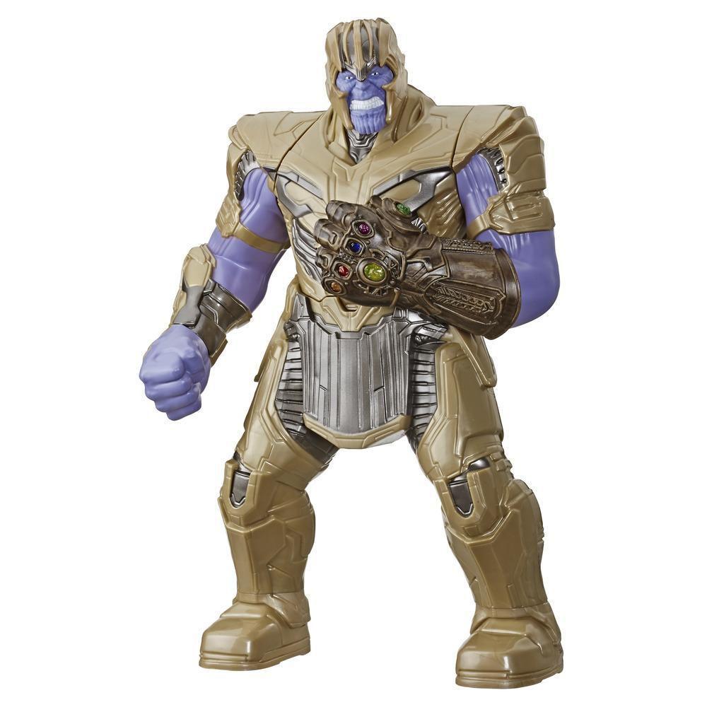 Marvel Vingadores Power Punch Thanos- Hasbro - E3313