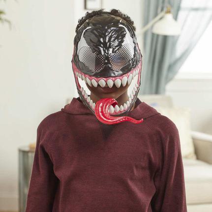 Máscara Venom Spider-Man Maximum Venom E8689 - Hasbro