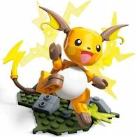 Mega Construx - Pokémon - Raichu - Pacote de Poder - Mattel