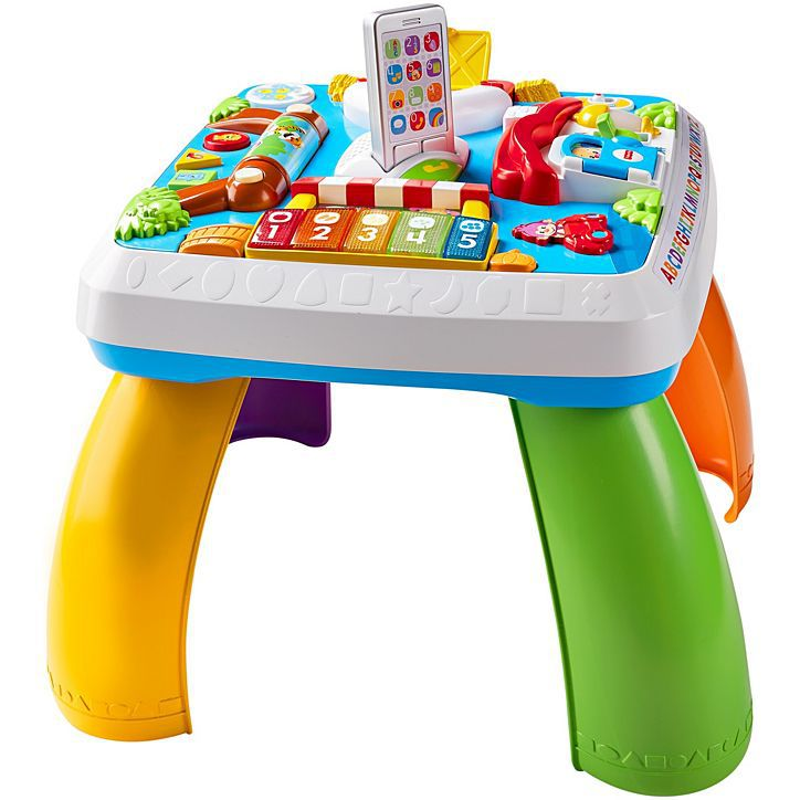 Mesa Bilíngue Cidade Divertida - Fisher-Price - DRH45