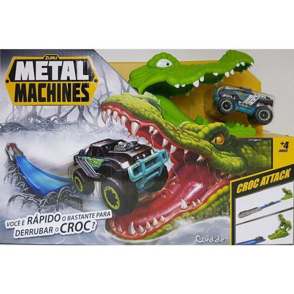 Metal Machines Pista do Crocodilo- Candide-8704