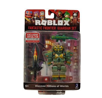 Mini Figura Articulada - 8 Cm - Roblox - Fantastic Frontier com Acessórios - Sunny