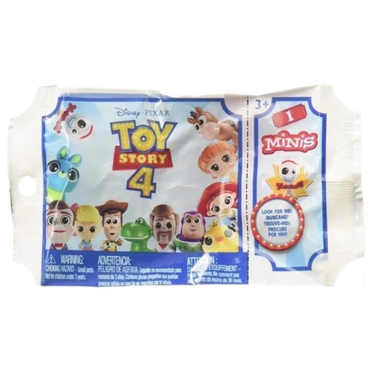 Mini Figura Surpresa - 10 Cm - Disney - Pixar- Toy Story 4 - Mattel