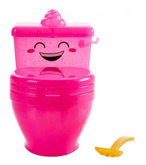 Mini Figura Surpresa - Pooparoos Toilet Surpresa - Mattel