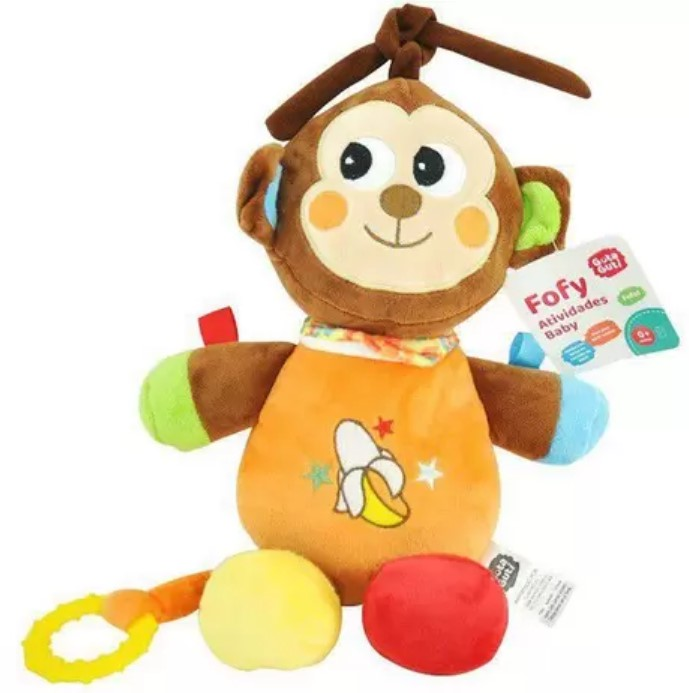 Mobile FOFY BABY Macaco Guta Guti DM TOYS DMB5984
