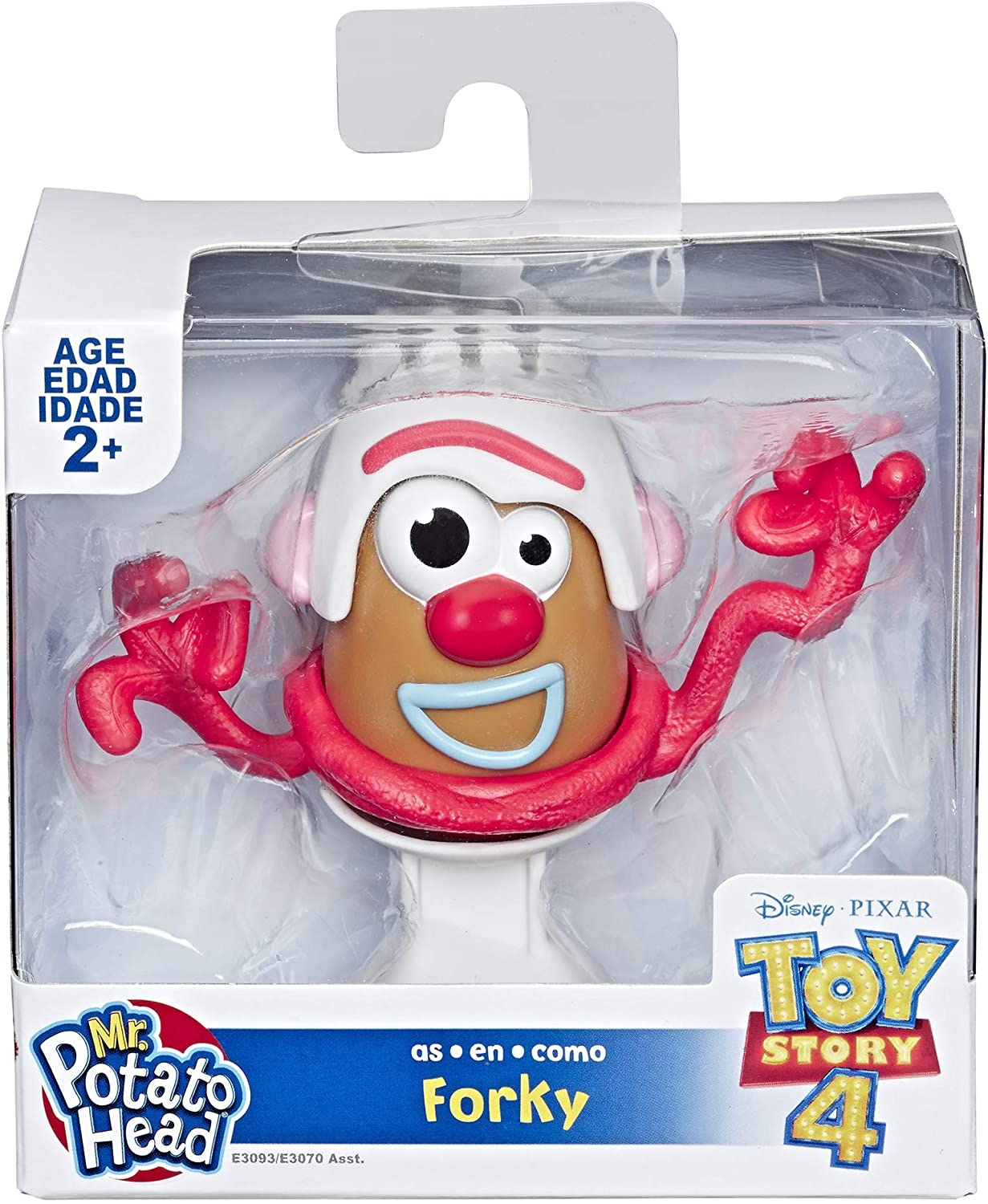 Mr Potato Head Hasbro Toy Story 4 Forky-E3093