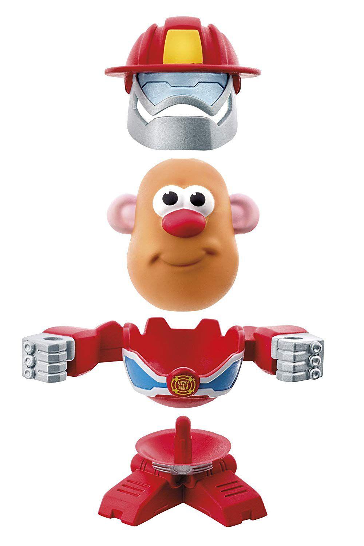 Mr. Potato Head- Transformers Rescue Bots- Heatwave- Playskool- A7273