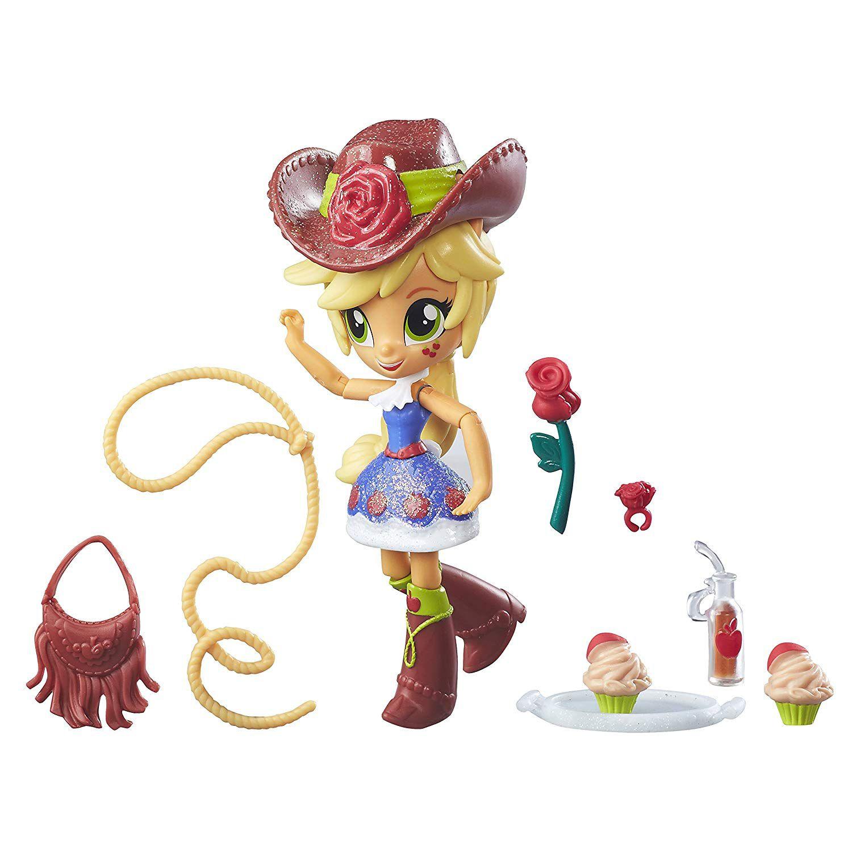 My Little Pony Equestria Girls- Applejack Festa no colégio- Hasbro- B4909