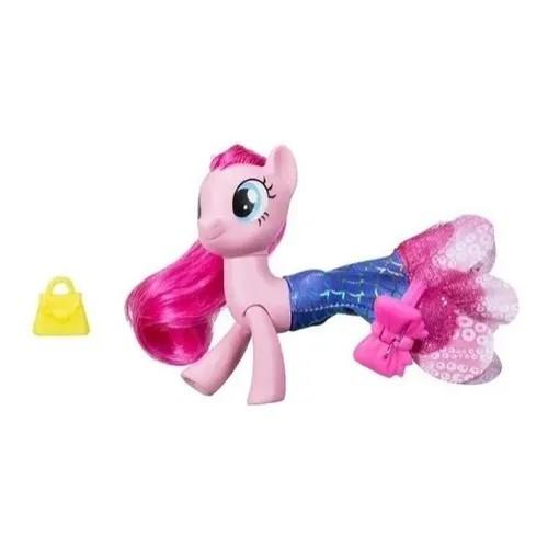 My Little Pony Movie - Moda Terrestre E Marinha - Pinkie Pie C1826