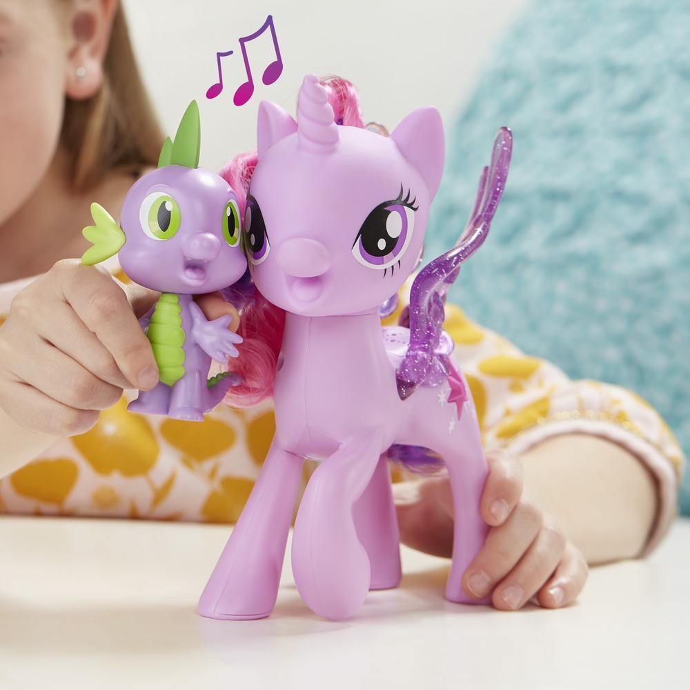 My Little Pony Princesa  Amigos Cantam Juntos- Hasbro-C0718