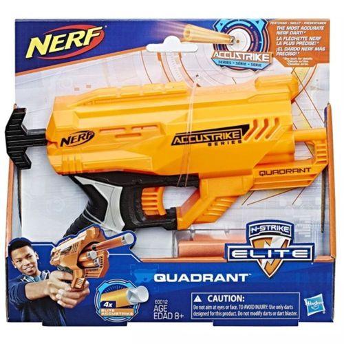 Nerf Accustrike Quadrant - Hasbro E0013