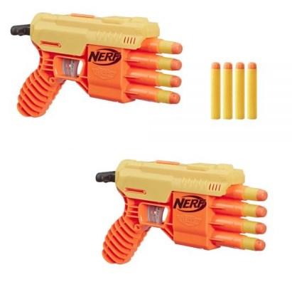 Nerf Alpha Strike Fang Cm Alvo Duplo E7564