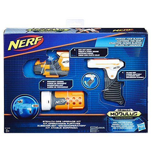 Nerf Upgrade Kit Missão Secreta- Hasbro- B1535