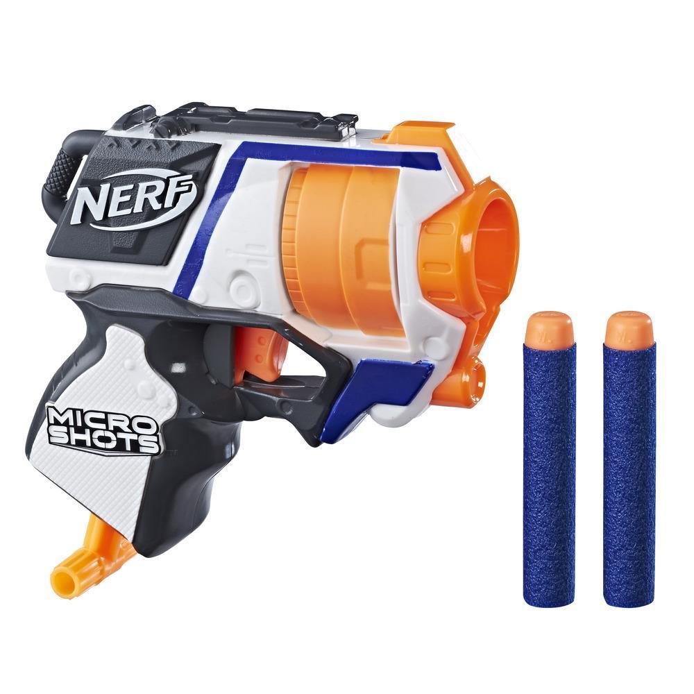 Nerf MicroShots N-Strike Elite - Strongarm- Hasbro- E0489