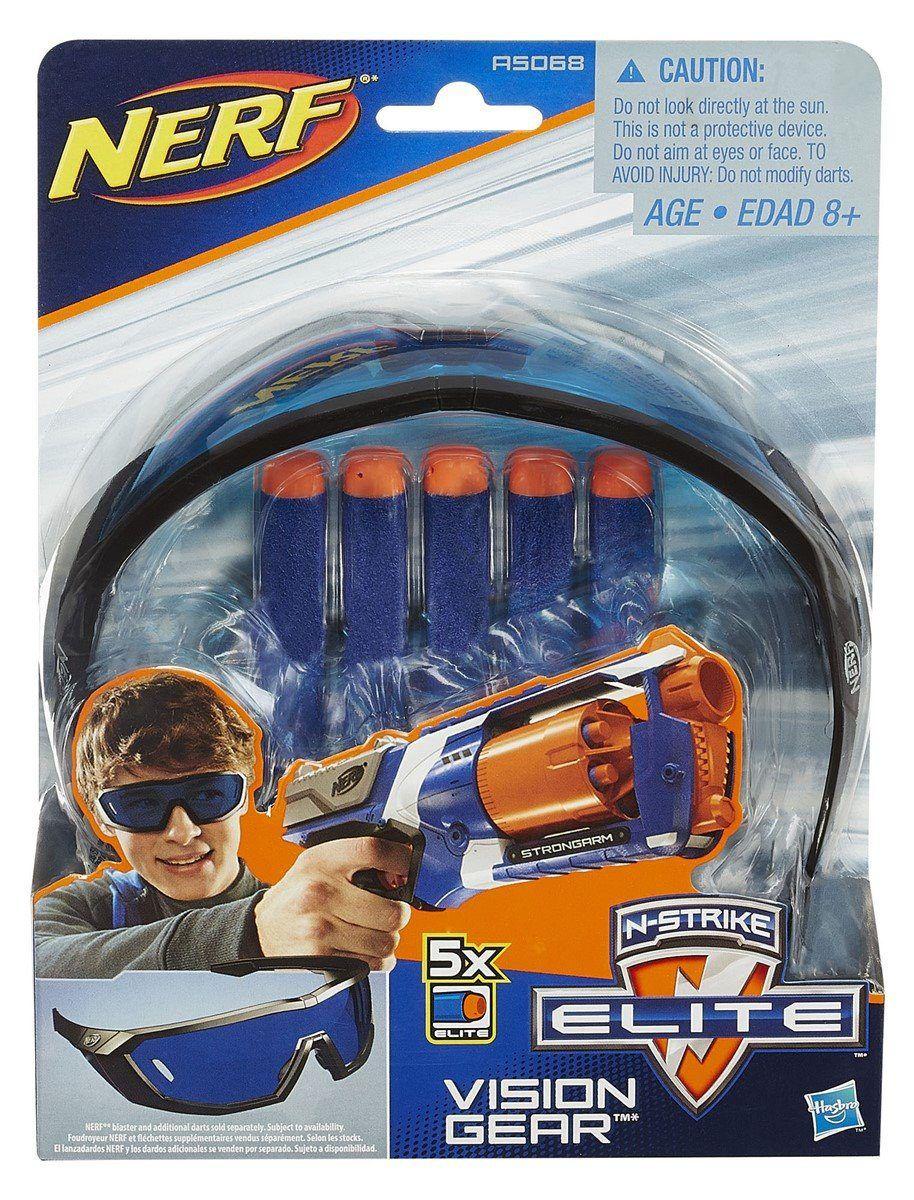 Nerf N-Strike Elite óculos-Vision Gear- Hasbro- A5068