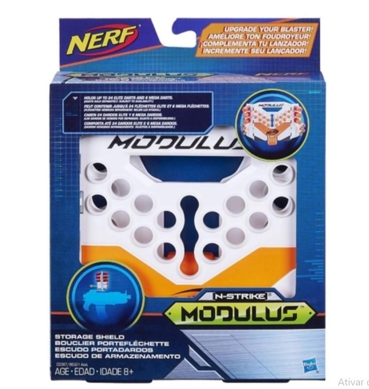 Nerf N-Strike Modulus Escudo de Armazenamento Hasbro B6321