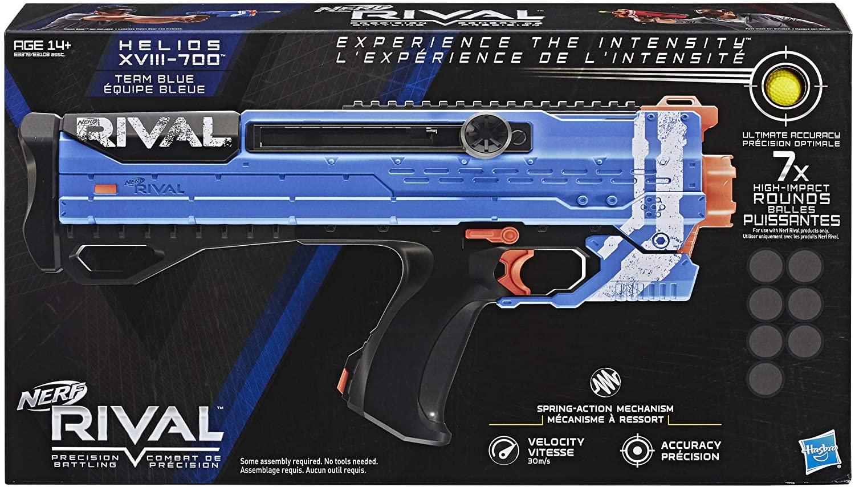 Nerf Rival Phantom Corps - Helios XVIII-700 - Azul